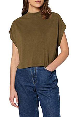 Urban classics T-Shirt Ladies Modal Short tee Camiseta S para Mujer