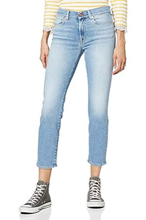 7 For All Mankind Roxanne Ankle Vaqueros Slim