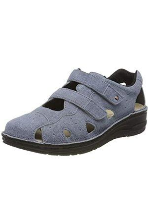 Berkemann Larena, Zapatillas para Mujer, (Jeansblau 346)
