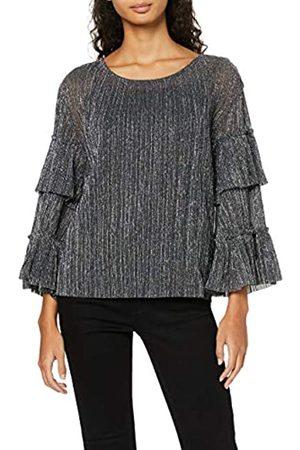 FIND Blusa Metalizada para Mujer