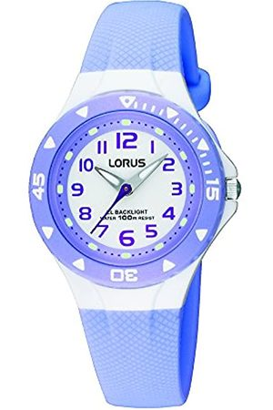 Lorus Reloj Analógico para Unisex Niños de Cuarzo con Correa en PU RRX51CX9