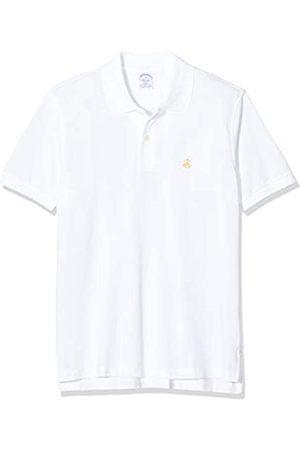 Brooks Brothers Polo Slim Logo Manica Corta
