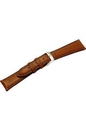 Morellato A01X3495006041CR20 - Correa de Reloj para Hombre de Piel