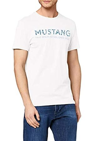 Mustang Aaron C Print Camiseta