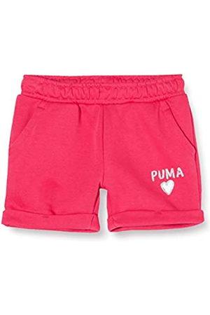 Puma Alpha Shorts G Pantalones Cortos, Niñas
