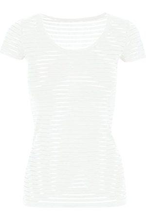 Urban classics T-Shirt Semi Transparent Scuba tee Camiseta
