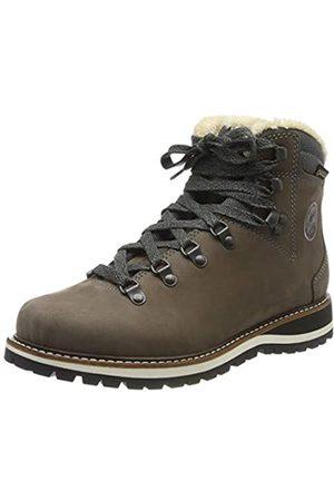 Lowa Wendelstein Warm GTX WS, Zapatos de High Rise Senderismo para Mujer, (Sasso 0925)