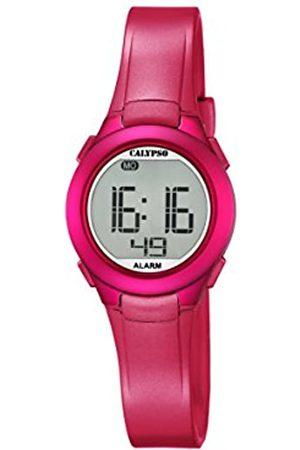 Calypso K5677/4 - Reloj de Pulsera Unisex, Plástico