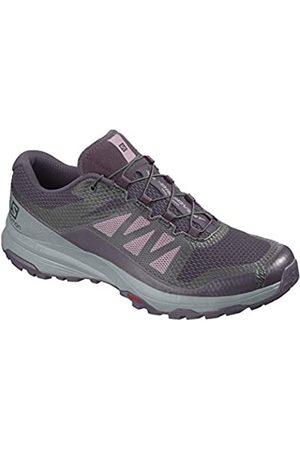 Salomon XA Discovery W, Zapatillas de Trail Running para Mujer, Morado (Sweet Grape/Lead/Mauve Shadow)