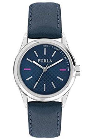 Furla Reloj Analógico para Mujer de Cuarzo con Correa en Cuero R4251101503