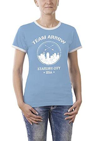 Touchlines Team Arrow Kontrast Camiseta