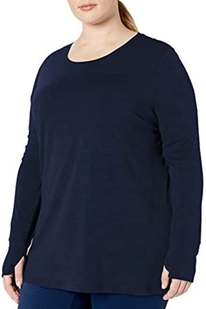 Amazon Plus Size Studio Long-Sleeve Lightweight T-Shirt Fashion-t-Shirts