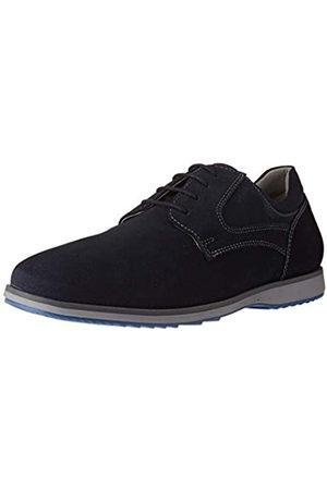 Geox U Blainey C, Zapatos de Cordones Derby para Hombre, (Navy C4002)