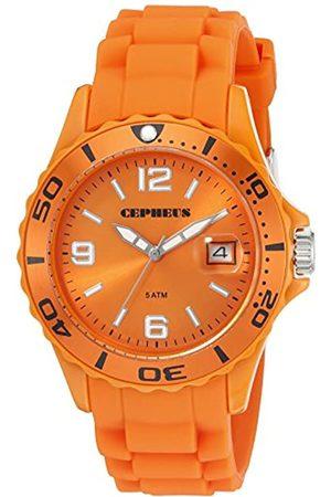 CEPHEUS CP603-090E-1 - Reloj analógico de Cuarzo para Hombre