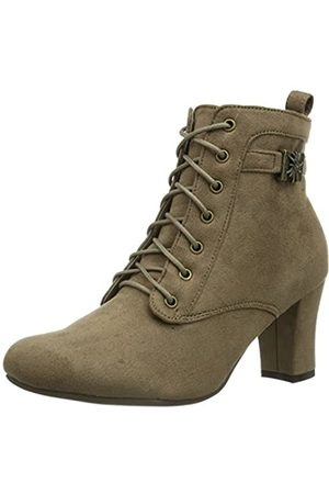 Hirschkogel by Andrea Conti 3617400066, Botines tacón para Mujer, - (Taupe)