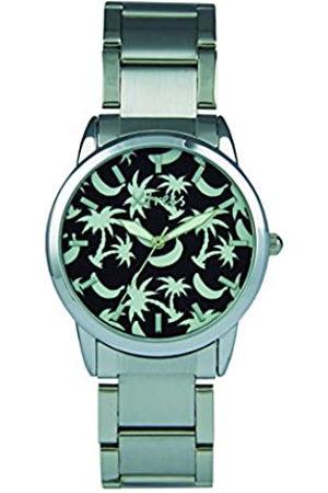 XTRESS RelojAnalógicoparaHombredeCuarzoconCorreaenAceroInoxidableXAA1038-46