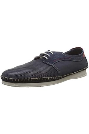 Fluchos Komodo, Zapatos de Cordones Derby para Hombre, (Oceano 000)