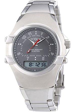 Rexxor Reloj Analógico-Digital de Cuarzo para Hombre