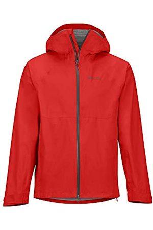 Marmot Precip Stretch Jacket Chubasquero Rígido, Chaqueta, Prueba De Viento, Impermeable, Transpirable, Hombre