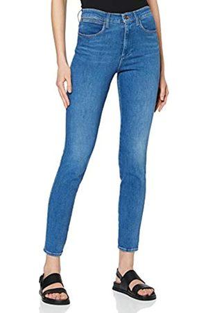 Wrangler High Rise Skinny Jeans