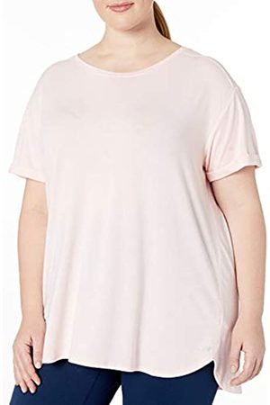 Amazon Plus Size Studio Relaxed-Fit Lightweight Crewneck T-Shirt Fashion-t-Shirts