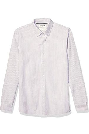 Goodthreads Slim-Fit Long-Sleeve Striped Oxford Shirt Button-Down-Shirts
