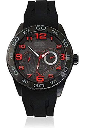 Munich Reloj Analógico para Unisex Adultos de Cuarzo con Correa en Caucho MU+136.1A