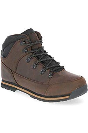 Trespass Jericho, Zapatos de High Rise Senderismo para Hombre, (Dark Brown Dkb)