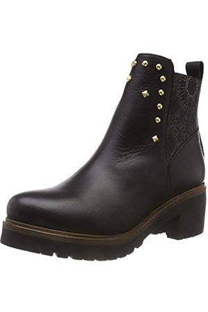 Desigual Shoes_Biker Blackstuds, Botines para Mujer, ( 2000)