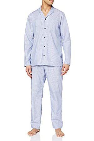 HUBER Pyjama Lang Gekn. Juego de Pijama