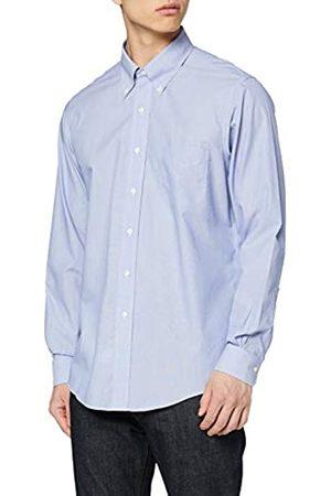 Brooks Brothers Camicia Milano Cotone Manica Lunga Camisa de Oficina