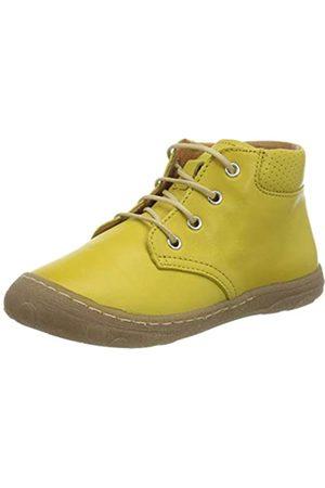 Froddo G2130193 Kids Shoe, Zapatos de Cordones Brogue Unisex niños, (Yellow I15)