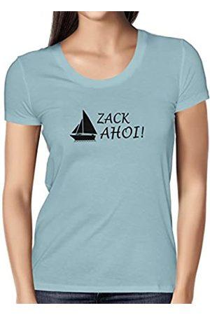 Texlab Zack Ahoi Camiseta, Mujer