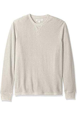 Goodthreads Marca Amazon - : camiseta térmica de manga larga con cuello redondo para hombre