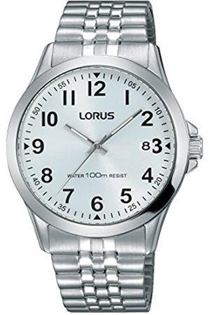 Lorus Reloj Analógico para Hombre de Cuarzo con Correa en Acero Inoxidable RS975CX9