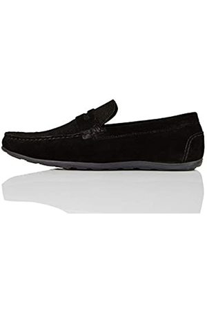 FIND Alto_HS01 Mocasines, (Black Black)