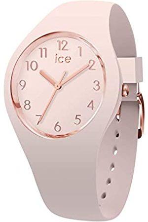 Ice-Watch ICE glam colour Nude - Relojpara Mujer con Correa de silicona - 015330 (Small)