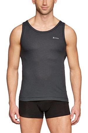 Odlo Singlet Crew Neck Cubic Camiseta Interior, Hombre