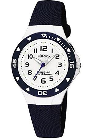 Lorus Reloj Analógico para Unisex de Cuarzo con Correa en PU RRX43CX9