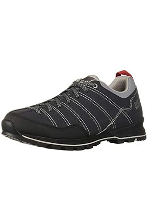 Jack Wolfskin Scrambler M, Zapatos de Low Rise Senderismo para Hombre, Phantom/Light Grey 6359