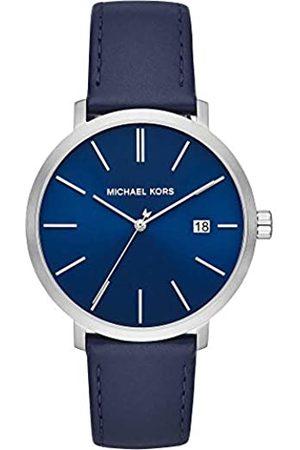Michael Kors Reloj Analógico para Unisex Adultos de Cuarzo con Correa en Cuero MK8675