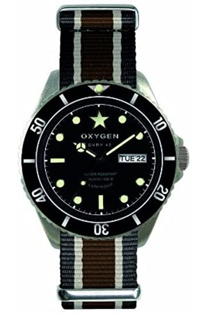 Oxygen EX-DV-CIG-41-BLIVBR - Reloj analógico de Cuarzo Unisex