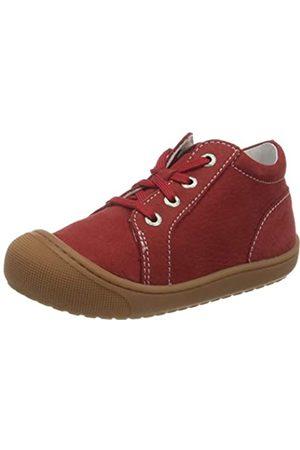 Lurchi INO, Zapatillas Unisex bebé, (Red 43)