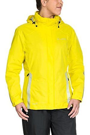 Vaude Women's Luminum Jacket, Yellow (Canary)