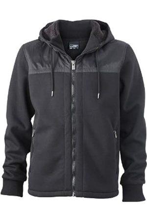 James & Nicholson Jacke Mens Jacket Teddy Lined - Chaqueta