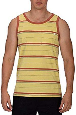 Hurley M Dri-Fit Harvey Stripe Pocket Tank Camiseta De Tirantes, Hombre