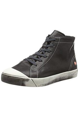 Softinos Kip405sof, Zapatillas Altas para Mujer, (Black 008)