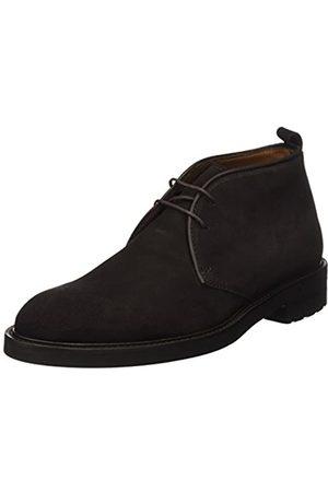 Lottusse L6707, Zapatos de Cordones Derby para Hombre, (Buckster Moka Buckster Moka)