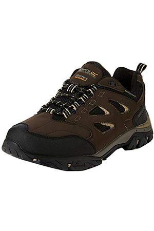 REGV7|#Regatta Holcombe Iep Low, Walking Shoe Mens, (Peat/Gld Fawn 40q)