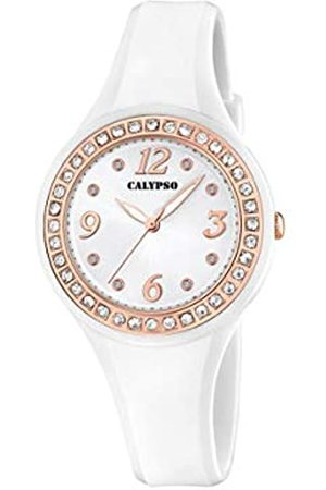 Calypso Watches CalypsoWatchesRelojAnalógicoparaMujerdeCuarzoconCorreaenPlásticoK5567/B